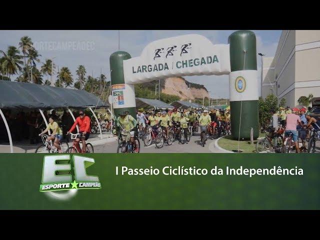 I Passeio Ciclístico da Independência