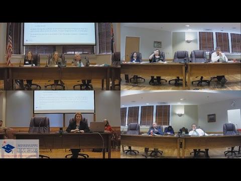 Commission on School Accreditation - February 1, 2018