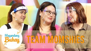 Momshies Melai, Karla, and Jolina share their learnings from their fathers | Magandang Buhay