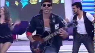 Rodrigo Faro de George Michael   Faith - Dança Gatinho 23 07 2011