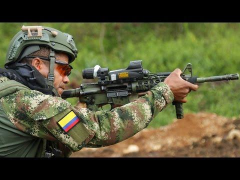 特殊部隊の国際技能競技会 - International Skills Competitions of Special Forces, Fuerzas Comando 2015