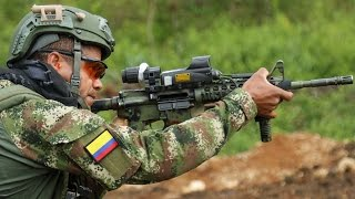 特殊部隊の国際技能競技会 - International Skills Competitions of Special Forces, Fuerzas Comando 2015