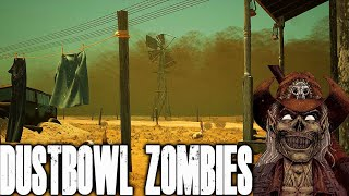 DUST BOWL ZOMBIES (Call of Duty Zombies)