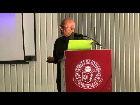 Distinguished Lecture By Prof. Valiathan