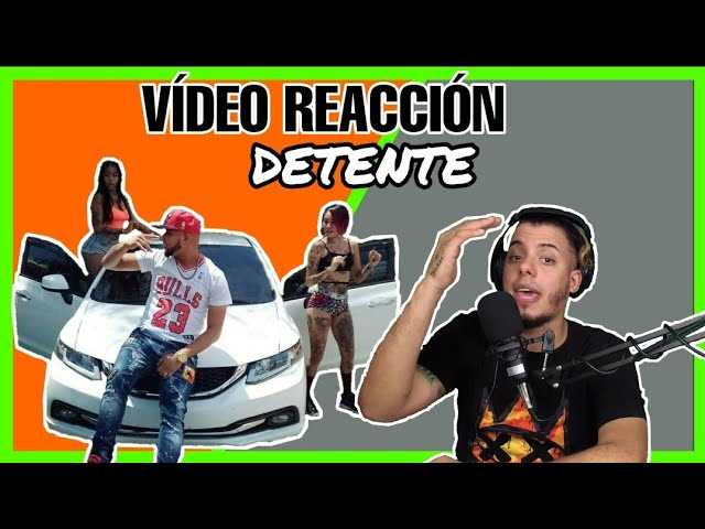 HC SLIM - Detente ✋ 🛑  VIDEO REACCIÓN / By El Peluche Radio
