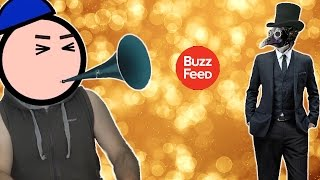 Even more cancer from BuzzFeed (Ft. BigDicko)