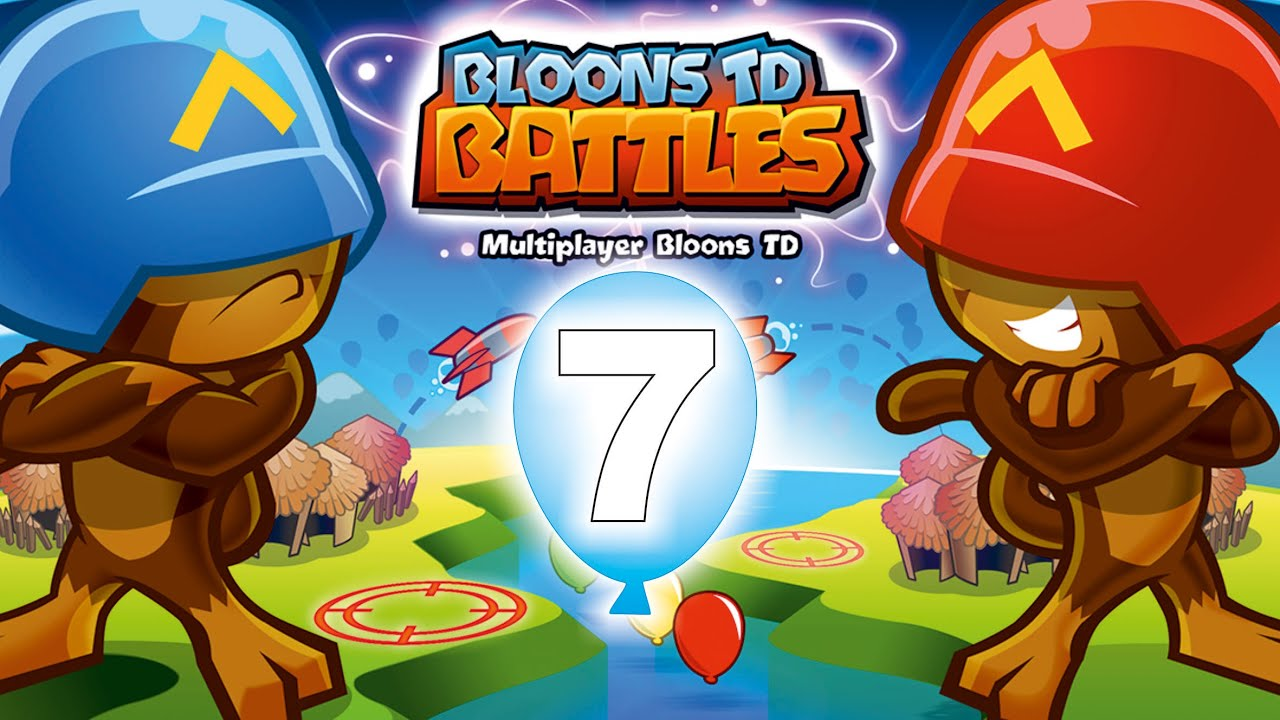 Bloons td battles 7 on mia 1361 wygranych youtube