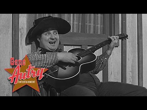 Smiley Burnette  There's Nothing Like Work Home on the Prairie 1939