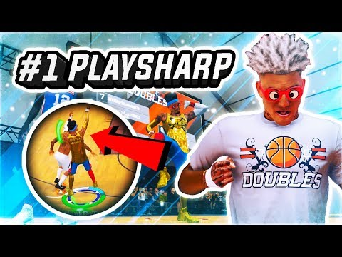 I WON THE DOUBLES PARK EVENT & BECAME THE WORLD'S BEST PLAYSHARP IN NBA 2K19