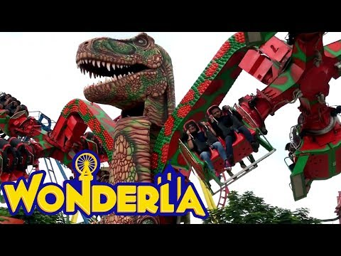 Wonderla Hyderabad Part 2 ( Water Slides , Roller Coaster , Space Jam ) @ Wonderla Amusement Park