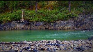 Путешествие и рыбалка в Саянских горах