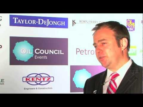 OIL COUNCIL: Jamie Boyden Interview,  Oil Council World Assembly.