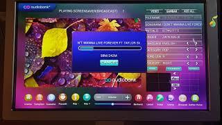 AUDIOBANK TUTORIAL#11 CARA MENAMBAH LAGU LEWAT USB AB 1100/ TV MODE AB 3000