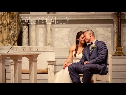 Cute Romantic Catholic Wedding   Champaign IL   Pear Tree Estates   Holy Cross {Casey + Carley}