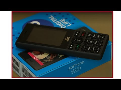 Reliance Jio phone: First impression