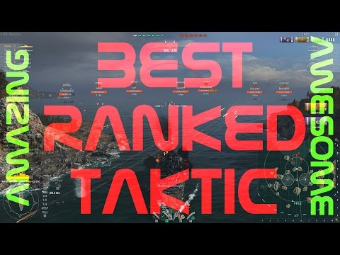 BEST RANKED TACTIC EVER -😂- Bayern - World of Warships