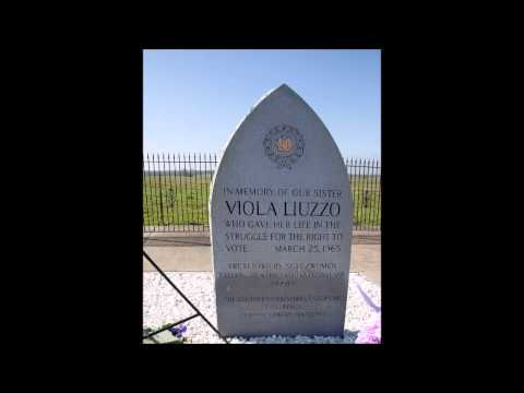 Remembering Viola Liuzzo 50th Anniversary of the Selma to Montgomery  March on March 7, 2015
