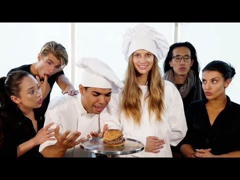 Thumbnail: The Impossible Burger | Hannah Stocking