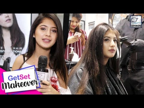 Arshifa Khan's Hair Keratin Treatment | Get Set Makeover