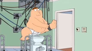 Family Guy  Peter39s design in the toilet
