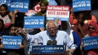 Sanders Delegates Won't Capitulate on DNC Platform and VP Pick