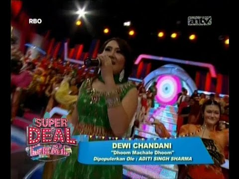 DEWI CHANDANI - Dhoom Machale - SUPER DEAL