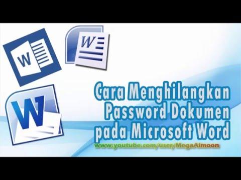 cara-menghilangkan-password-dokumen-pada-microsoft-word