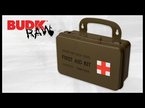 General Purpose First Aid Kit - $19.99