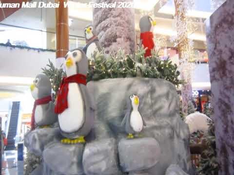 Winter Festival 2020  Burjuman Mall Dubai  Winter Festival 2020  Winter fiesta BurJuman mall