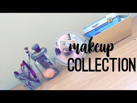 Makeup collection of a 12 year old| Janica Silverio|