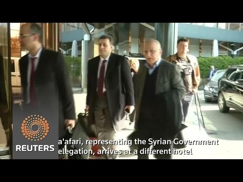 Syria talks resume, but peace elusive