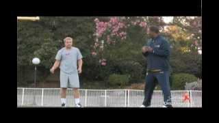 USC Quarterback Matt Barkley Training with QB Coach Steve Clarkson