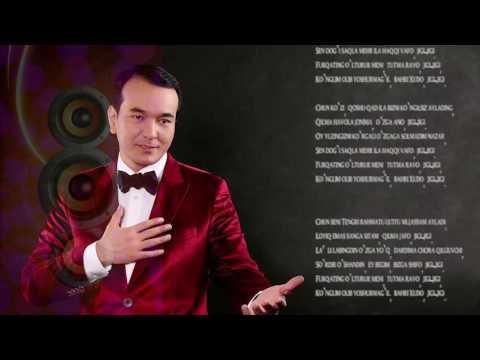 Ozodbek Nazarbekov jigi jigi karaoke
