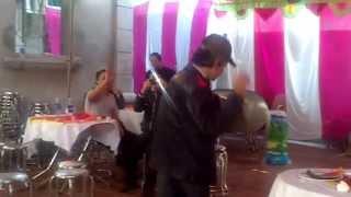 cụ già quẩy tại đám cưới tưng bừng 2-quan họ tuyết chính