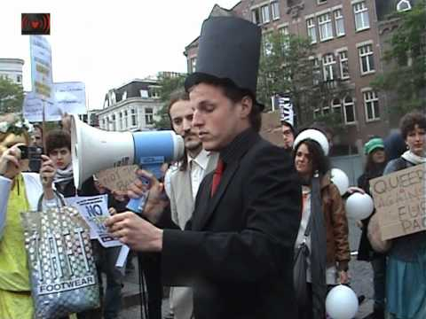 No to the Euro Pact in Amsterdam