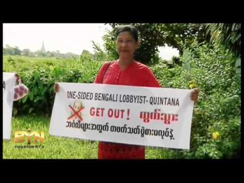 1106AS MYANMAR-UN ENVOY VIOLENCE