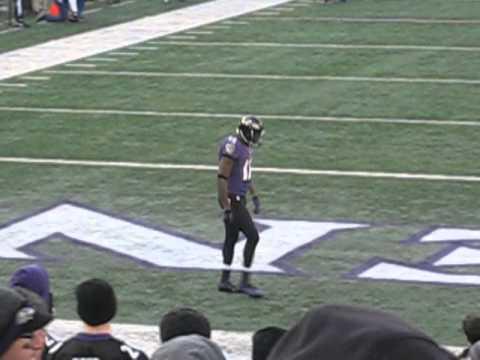 Baltimore Ravens (Jacoby Jones Run)