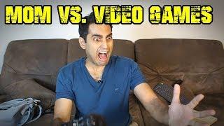 Mom V/S Video games   Danish Ali   Hilarious