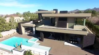 Las Vegas Modern Contemporary Home Real Estate Video