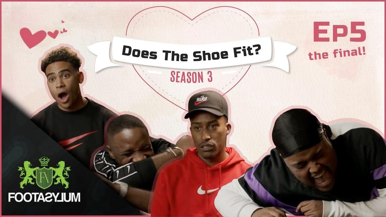 Download FILLY QUITS!! WHO WINS? | Does The Shoe Fit? Season 3 | Episode 5