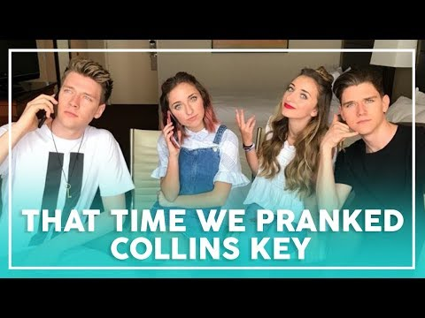 THAT TIME WE PRANKED COLLINS KEY | Behind the Braids Family Vlog Ep.38