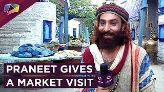 Praneet Bhatt Aka Darius Talks About The Market's On The Sets Of Porus