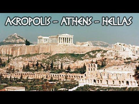 ACROPOLIS - ATHENS - HELLAS in 4K