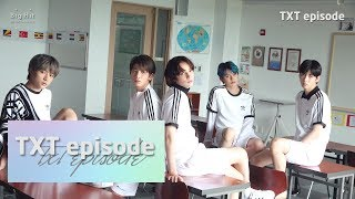 [EPISODE] TXT (투모로우바이투게더) '꿈의 장: MAGIC' Jacket shooting sketch
