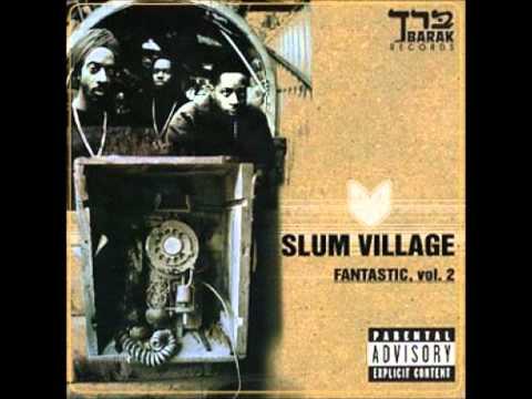 Slum Village - Fall in Love (instrumental w/ hook)