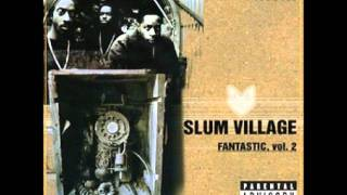 Slum Village - Fall in Love (instrumental w/ hook)
