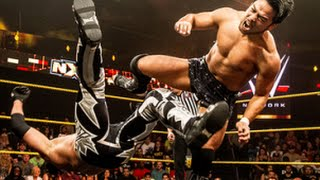 WWE's NXT for the week of September 18th, 2014  | AfterBuzz TV