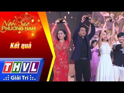 THVL | Ngôi sao phương Nam 2017 – Tập 13 | Chung kết xếp hạng: Kết quả