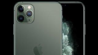 Огляд, розпакування iPhone 11Pro