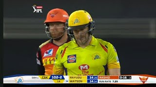 CSK vs SRH IPL FINAL Highlight
